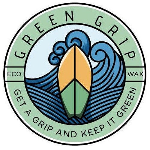 Eco Surf Wax | Green Grip