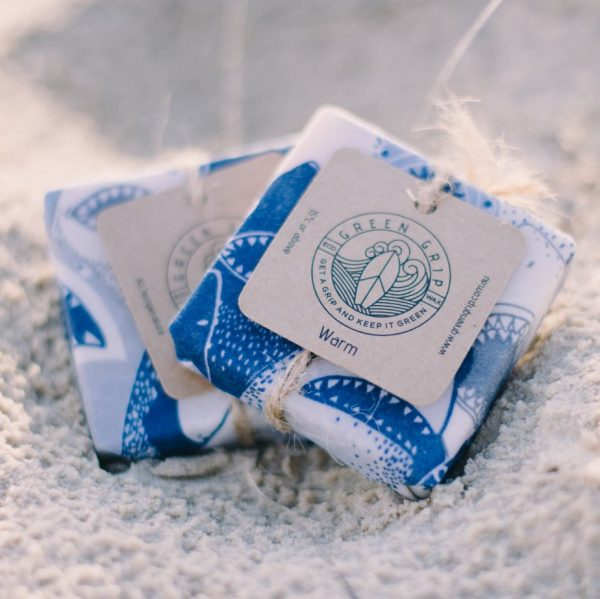Eco Surf Wax locally made for ocean lovers
